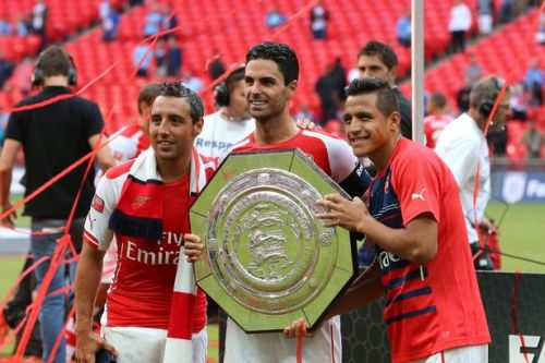 Arsenal 'lined up for Community Shield' - regardless of whether they win FA Cup