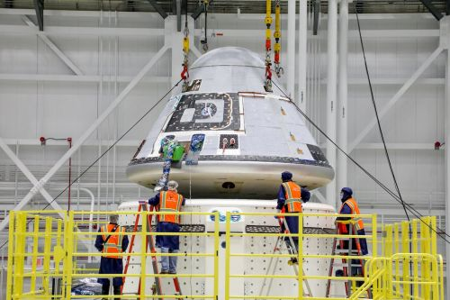 Starliner test flight next on ULA's launch schedule after military mission delay