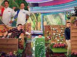 Ant and Dec share hilarious behind the scenes clip of fencing race from Saturday Night Takeaway