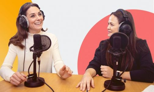 5 Things We Learned About The Duchess Of Cambridge From Her First Ever Podcast Interview
