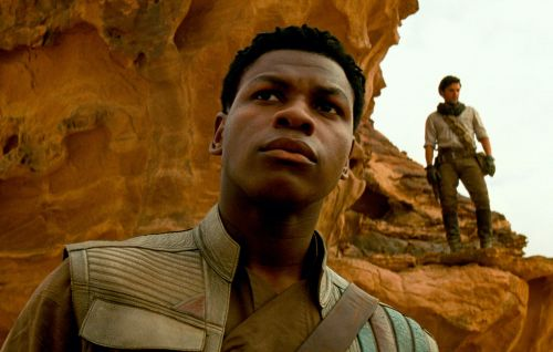 "John Boyega likens making films for franchises to being in ""luxury jail"""
