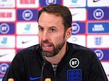 Gareth Southgate defends decision to drop Raheem Sterling following bust-up with Joe Gomez