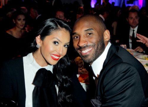 Kobe Bryant's wife Vanessa 'trying to be strong' for three daughters after tragic deaths