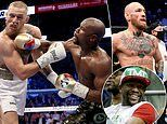 Floyd Mayweather 'to take a rematch with Conor McGregor on a luxury boat in Saudi Arabia'