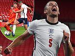 Conor Coady interview: Dream England night is something I'll never forget