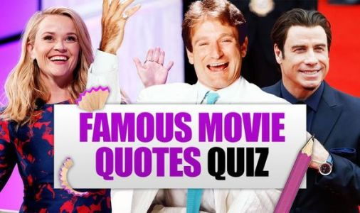 Famous movie quotes quiz questions and answers: 15 questions for your quiz