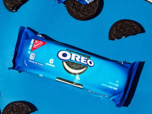 54. Will The Real Mr. Oreo Please Stand Up?