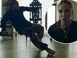 FKA twigs attempts to break free from an invisible force in Don't Judge Me music video