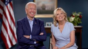 Photographs of Joe and Jill Biden's dogs moving into the White House are going viral