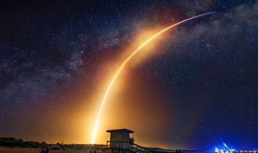 Starlink tracker UK: How to see Starlink at night this week