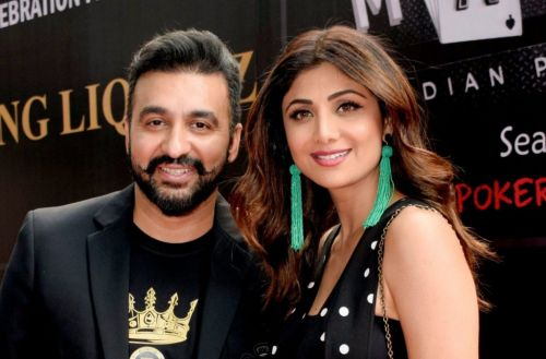 Celebrity Big Brother star Shilpa Shetty quizzed following husband's arrest as police seize '48 terabytes of mostly adult content' from home