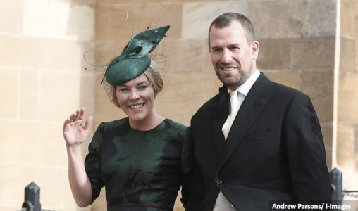 Autumn Phillips - the early years