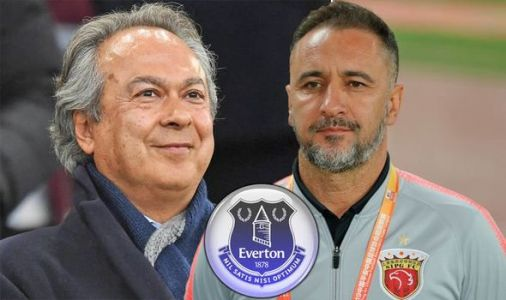 Everton identify Vitor Pereira as surprise new candidate to replace sacked Marco Silva