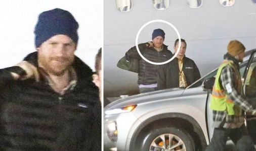 Prince Harry arrives in Canada as Duke and Meghan begin new life in Vancouver