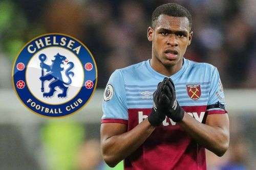 Chelsea chase £40m central defender despite Frank's numerous options