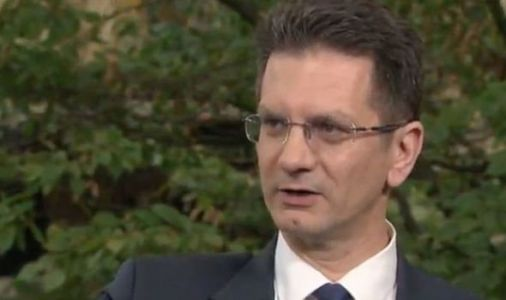 Steve Baker savages Fixed-Term Parliaments Act 'abomination' holding Johnson 'hostage'