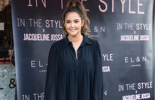 Jacqueline Jossa proves she's fashion queen as she rocks In The Style collection