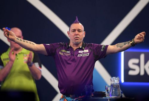 Peter Wright declares he will win the PDC Home Tour Play-Offs