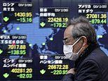 Stock markets across Asia continue to slump on the back of coronavirus fears