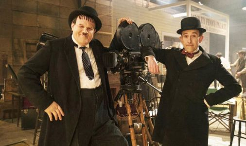 Stan and Ollie trailer: Steve Coogan and John C Reilly are Laurel and Hardy - WATCH