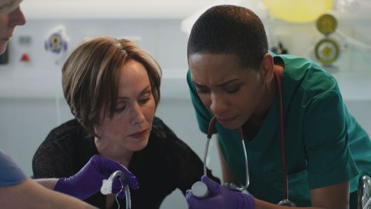 Casualty review with spoilers: Connie blames Archie for her own mistake as her mental health worsens