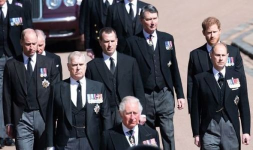 Prince Harry uniform row: Expert sets record straight on Queen's order at Philip funeral