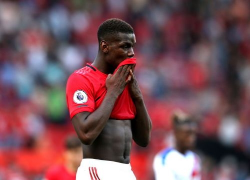Paul Pogba expecting Man United to open contract talks when their Europa League campaign concludes - Sky