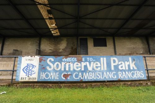 Crisis-hit Cambuslang Rangers 'could go out of business' fears junior club legend