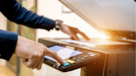 Why buying a new office printer might help save the world