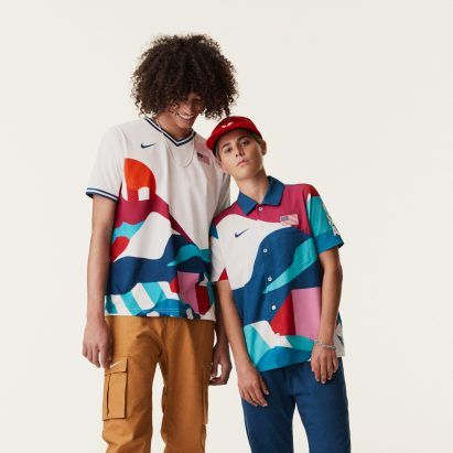 Nike designs first-ever Olympic skateboarding uniforms for Tokyo 2020
