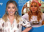 Lizzie McGuire reboot writers have video chat after Hilary Duff slammed Disney