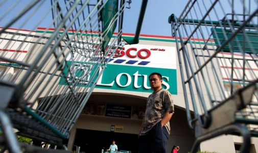Tesco considers checkout of Thailand and Malaysia stores