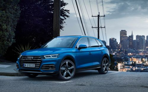 Audi are PHEV-ing the way to the future