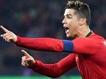Portugal 2-1 Egypt: Cristiano Ronaldo rescues team-mates
