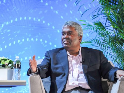 The CEO of NetApp talks about moving to the cloud, transforming the business, and the lessons he learned from his twin brother - who happens to be the CEO of Google Cloud