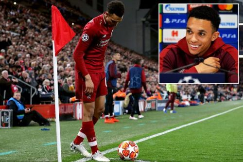 Trent Alexander-Arnold reveals truth about Barcelona corner in Champions League semi-final