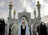 Iranians are told to 'prepare for the worst' as country faces second wave of coronavirus