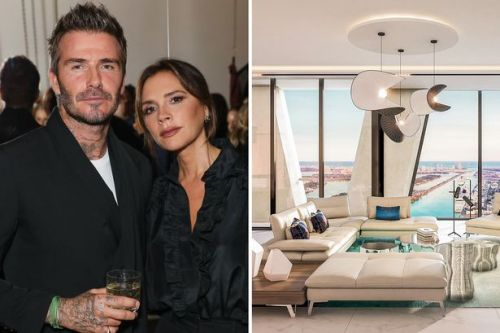 Inside the £20million luxury apartment David and Victoria Beckham have 'bought'