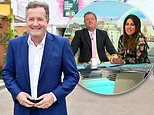 Piers Morgan confirms he's signed a new contract to REMAIN on Good Morning Britain until 2021