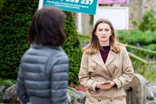 Emmerdale star confirms Gabby's true intentions for Leyla amid 'stalker' plot