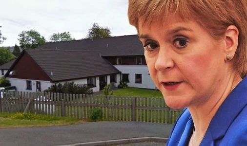 Nicola Sturgeon shame: Scottish leader faces backlash over care home crisis