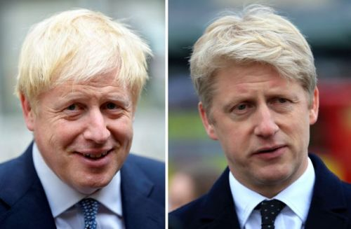Boris Johnson Hands Brother Jo Johnson Seat In House Of Lords