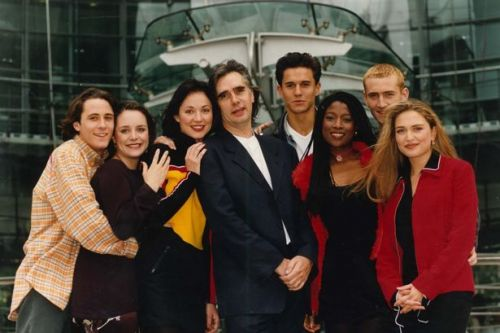 Original Hollyoaks cast 25 years after first episode - from aliens to X Factor