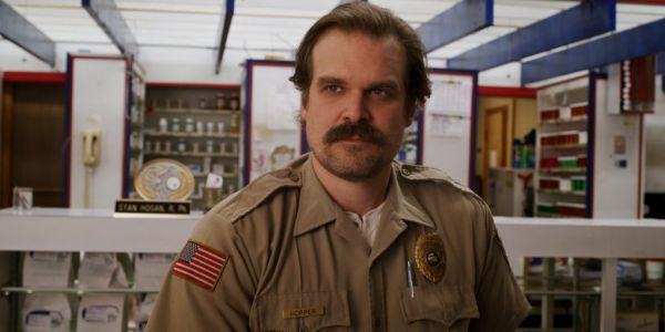 Stranger Things fans convinced Jim Hopper is alive as car spotted on season 4 set