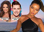 Maura Higgins brands ex Curtis Pritchard a 'VILLAIN' after hearing of his romance with Amber Pierson