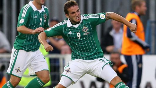 Martin Paterson: 'If fit, I would have been on the plane to France for Euro 2016 with Northern Ireland'