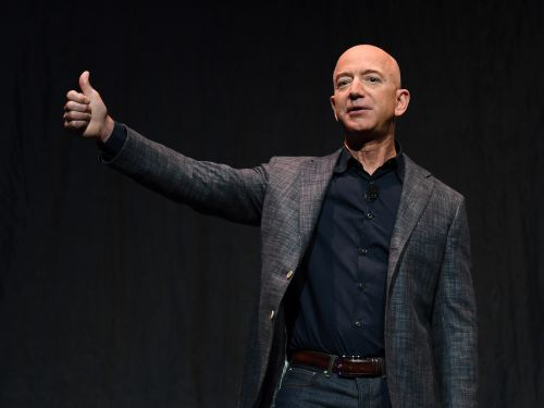 Amazon raised $10 billion in the bond markets, including $1 billion of debt yielding just 0.4% - reportedly the lowest rate in the history of US corporate bonds