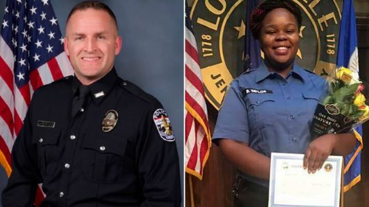 Cop who shot black paramedic Breonna Taylor faces minor wanton endangerment charges over her death