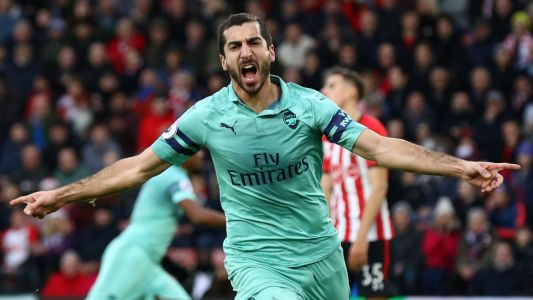The Decathlon: Arsenal's Mkhitaryan will miss Europa League final over safety fears