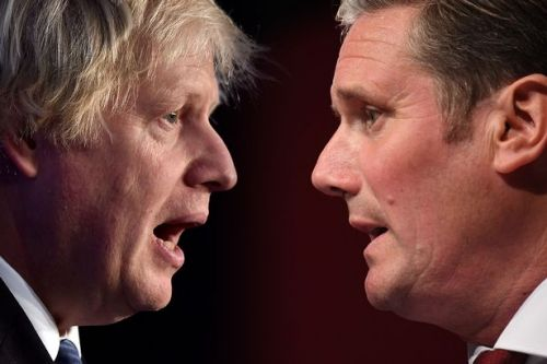 PMQs LIVE as Boris Johnson to face MPs in House of Commons